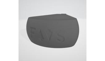 Bouton de chauffage F-S