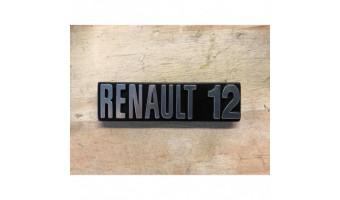 Logo Renault 12